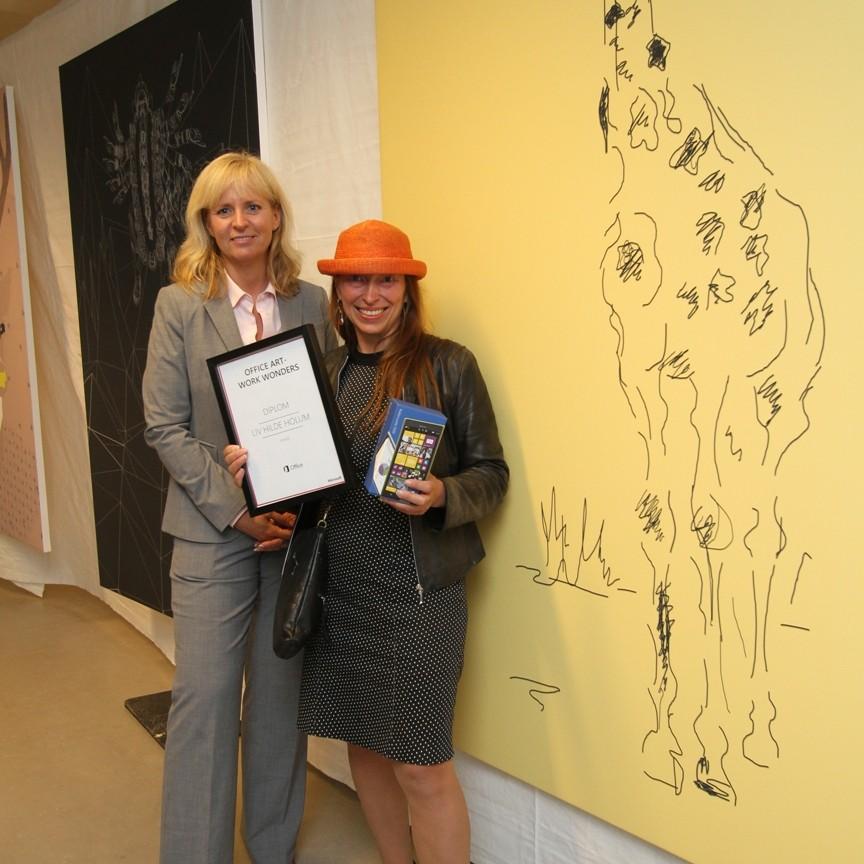 Christine Korme & Liv Hilde Holum