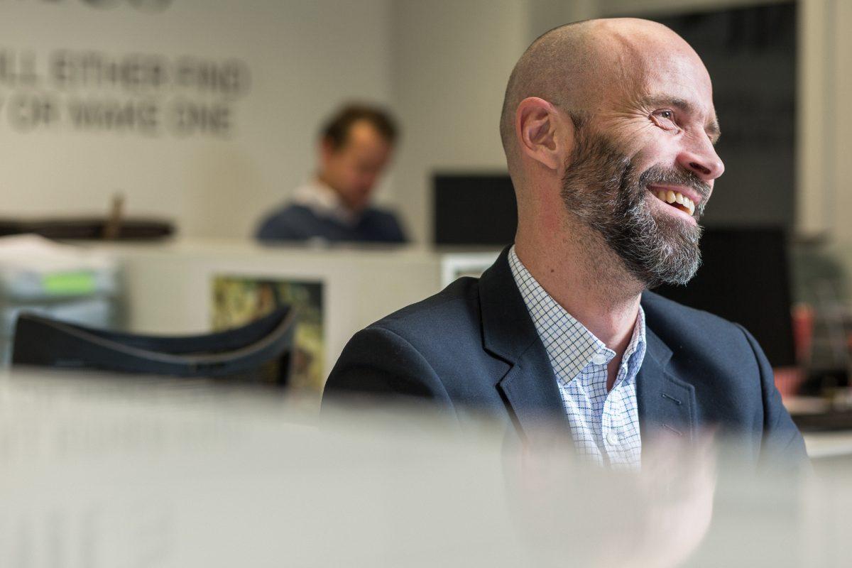Stian Rønvåg rådgiver i PR-operatørene