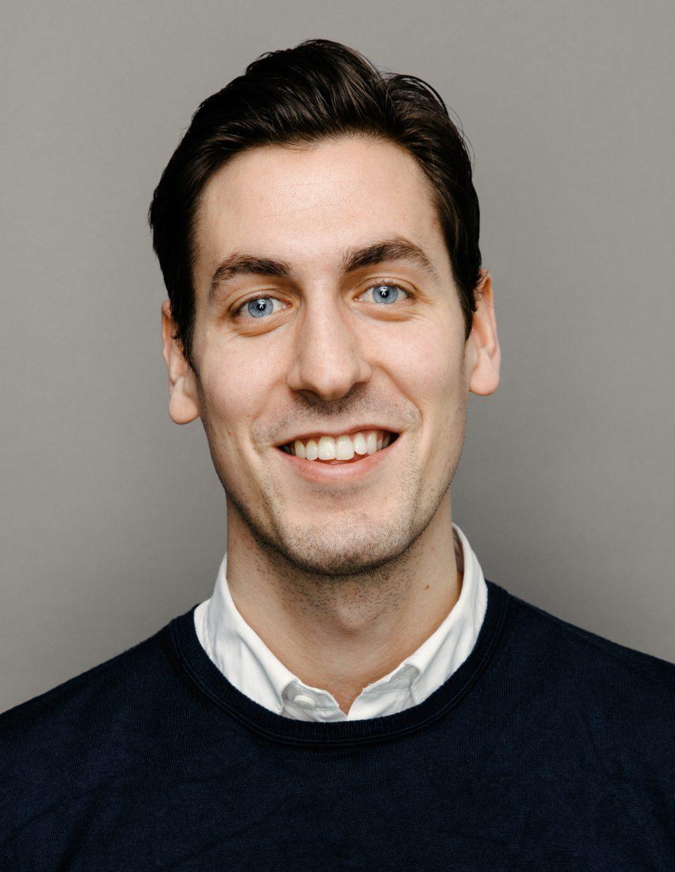 Lukas Loeb, rådgiver i PR-operatørene