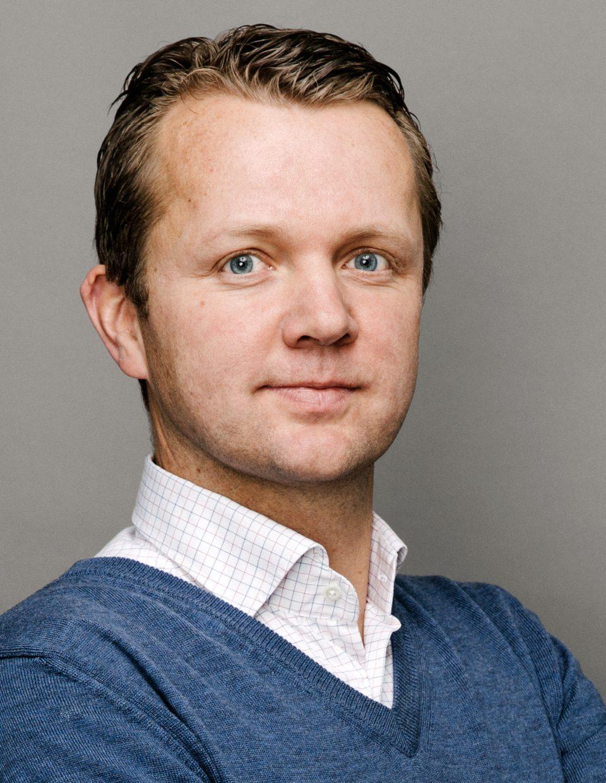 Marius Meltvedt, rådgiver og partner i PR-operatørene