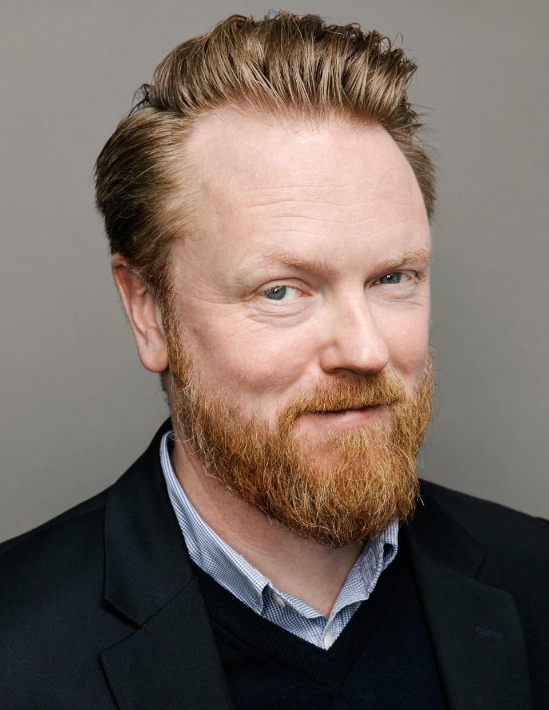 Stian Lyberg, partner og rådgiver i PR-operatørene.