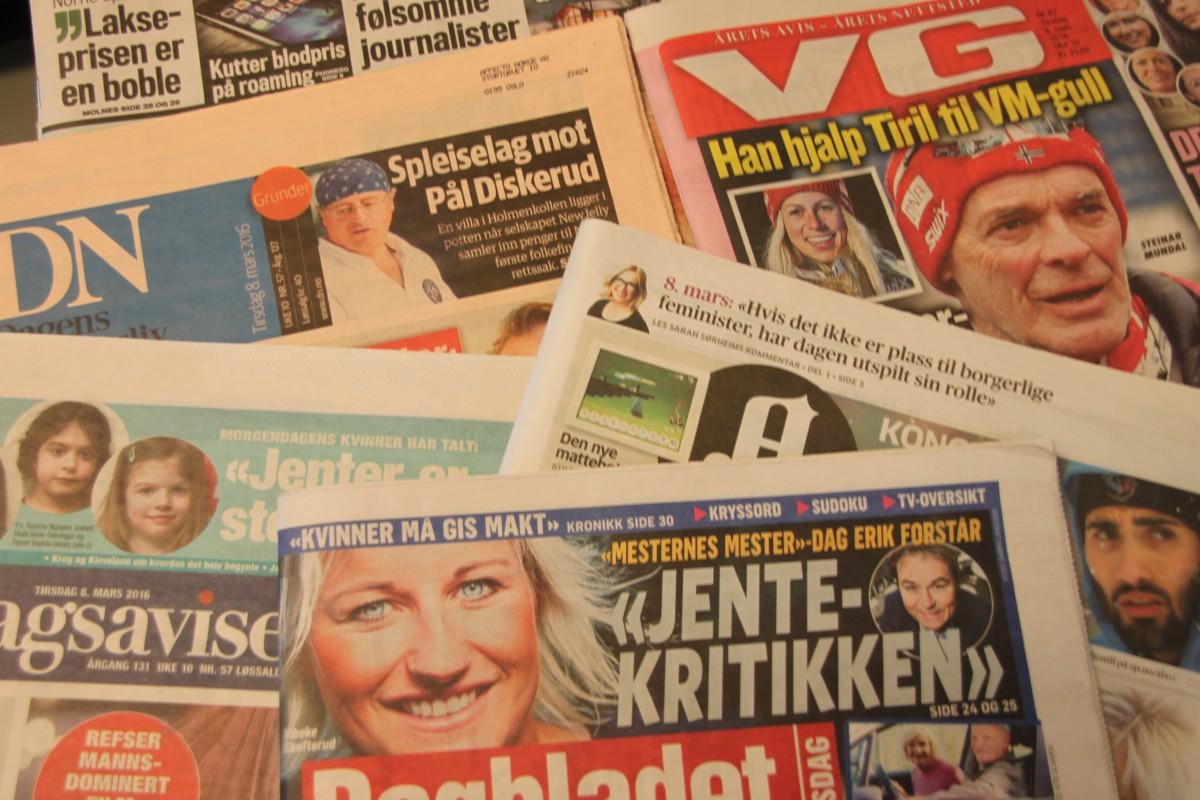 Avis nyheter