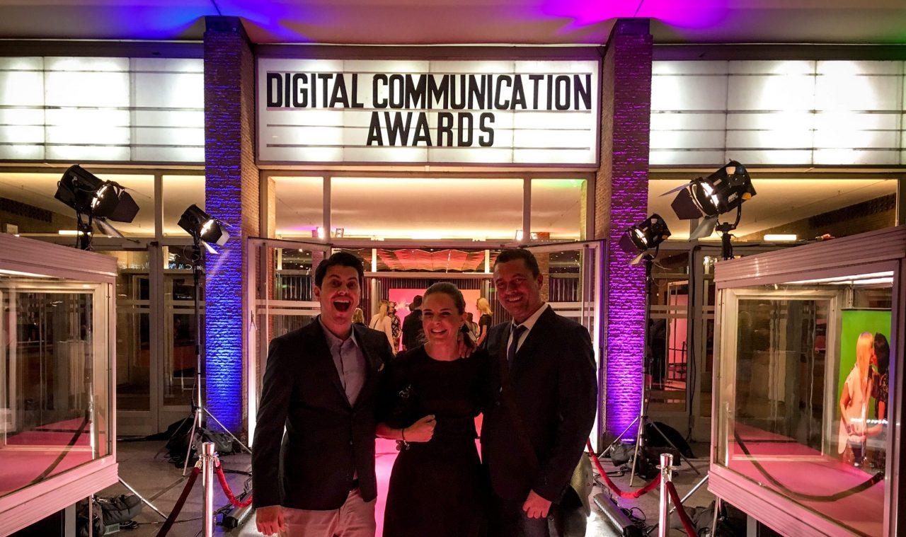 PR-operatørene med seier i Digital awards 2016 med