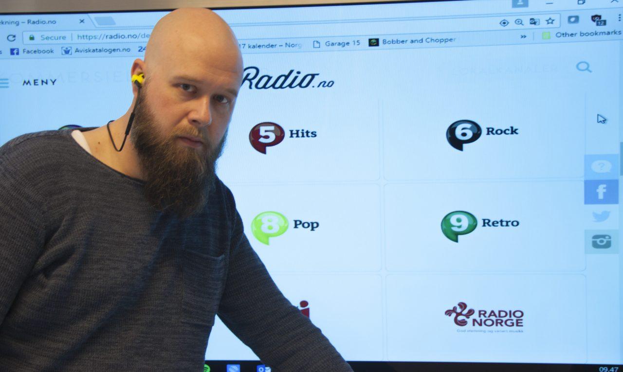 Nils Johan Halvorsen, rådgiver i PR-operatørene mener litt av hvert om DAB